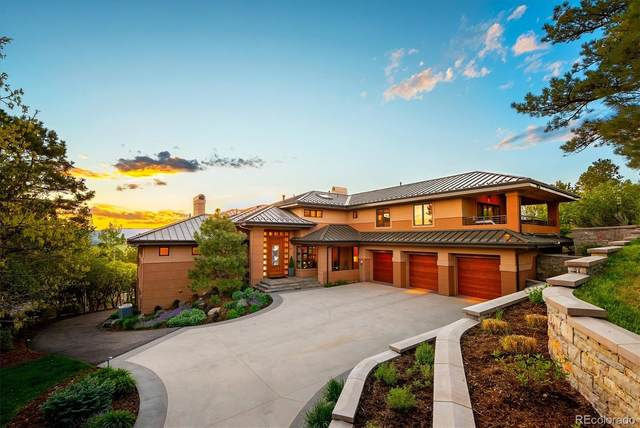 725 Evening Star Drive, Castle Rock, CO 80108 (#4696765) :: The Colorado Foothills Team | Berkshire Hathaway Elevated Living Real Estate