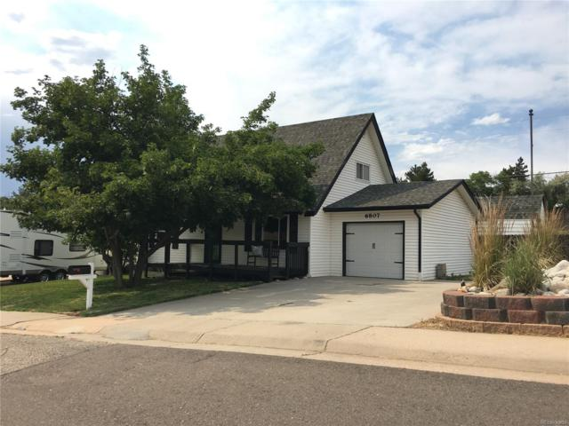 6807 W 79th Drive, Arvada, CO 80003 (#4696854) :: The City and Mountains Group