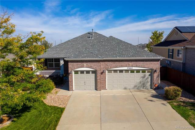 23665 E Grand Place, Aurora, CO 80016 (MLS #4696936) :: Bliss Realty Group
