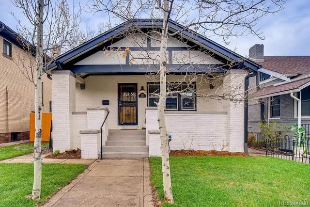 1555 Monroe Street, Denver, CO 80206 (#4696963) :: Compass Colorado Realty