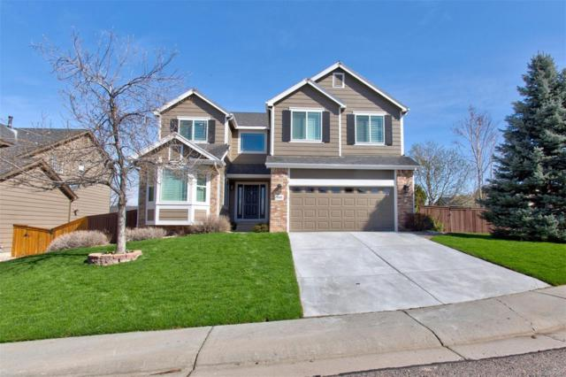 3906 Wynwood Circle, Highlands Ranch, CO 80126 (#4697183) :: The Galo Garrido Group