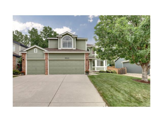 9943 Silver Maple Road, Highlands Ranch, CO 80129 (MLS #4697624) :: 8z Real Estate