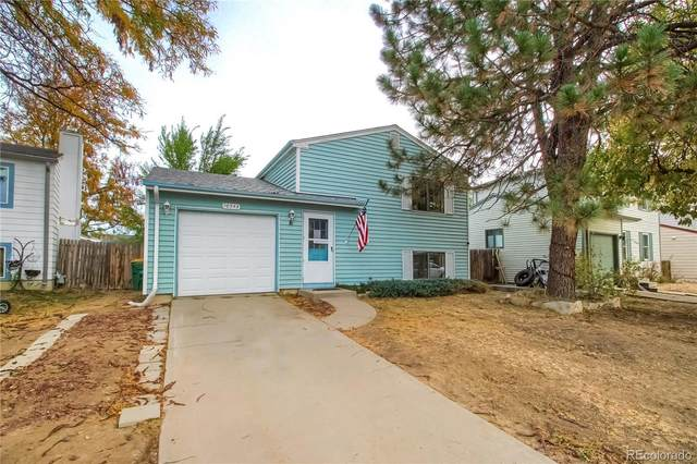 10543 W 106th Court, Westminster, CO 80021 (MLS #4697762) :: Kittle Real Estate