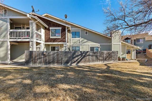 6955 W 87th Way #281, Arvada, CO 80003 (#4697790) :: The Scott Futa Home Team