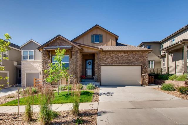 18750 W 93rd Drive, Arvada, CO 80007 (#4698235) :: The HomeSmiths Team - Keller Williams