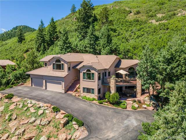 5481 Antler Run, Littleton, CO 80125 (MLS #4698325) :: 8z Real Estate
