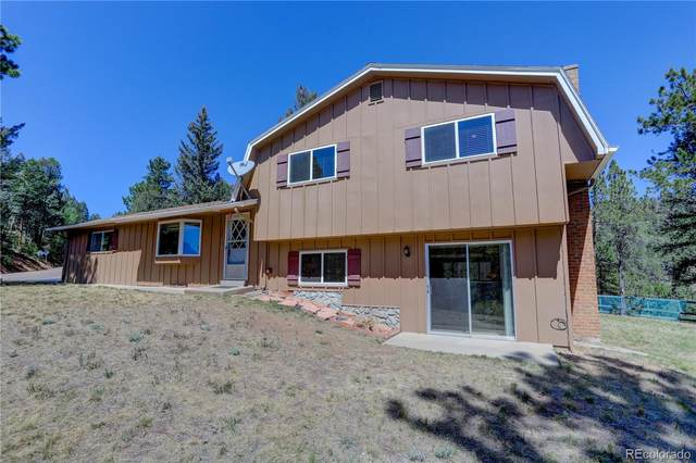 24697 Red Cloud Drive, Conifer, CO 80433 (MLS #4698550) :: Bliss Realty Group