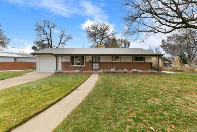 1715 S Quay Drive, Lakewood, CO 80232 (#4698758) :: Bring Home Denver