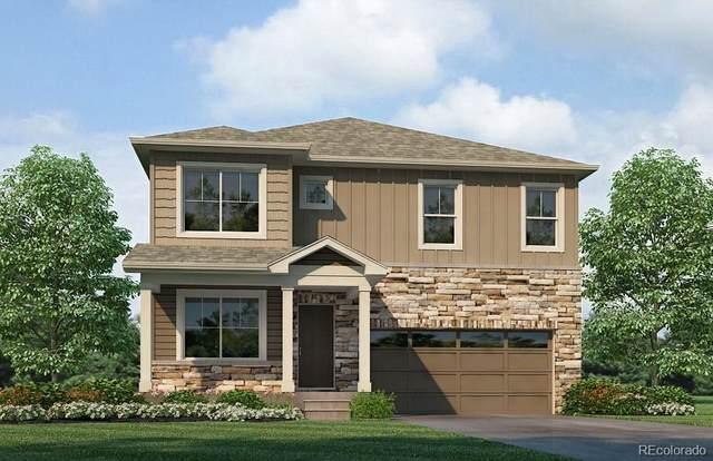 4814 Fiadore Lane, Castle Rock, CO 80104 (#4699361) :: The Gilbert Group