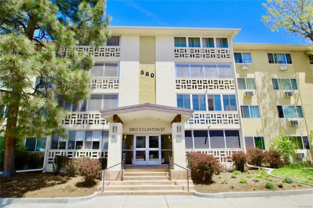 580 S Clinton Street 11B, Denver, CO 80247 (#4699590) :: The Galo Garrido Group