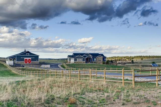 31990 Whittaker Circle, Elizabeth, CO 80107 (#4700012) :: The Healey Group