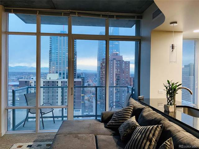 891 14th Street #3205, Denver, CO 80202 (#4700614) :: The Healey Group
