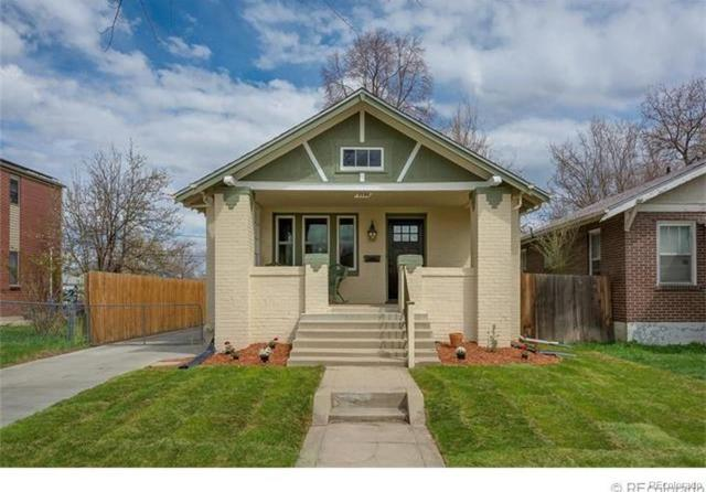 1336 Stuart Street, Denver, CO 80204 (#4700619) :: Bring Home Denver