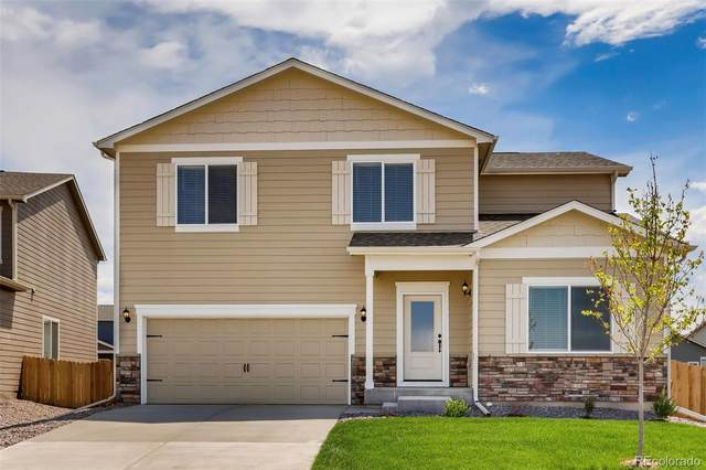 8823 Ventura Court, Commerce City, CO 80022 (#4700765) :: The DeGrood Team