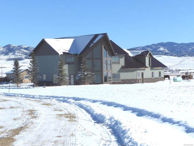 3200 County Road 129, Westcliffe, CO 81252 (MLS #4701321) :: 8z Real Estate