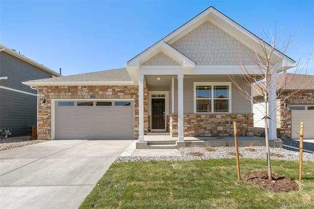 22551 E Radcliff Drive, Aurora, CO 80015 (MLS #4701502) :: Bliss Realty Group