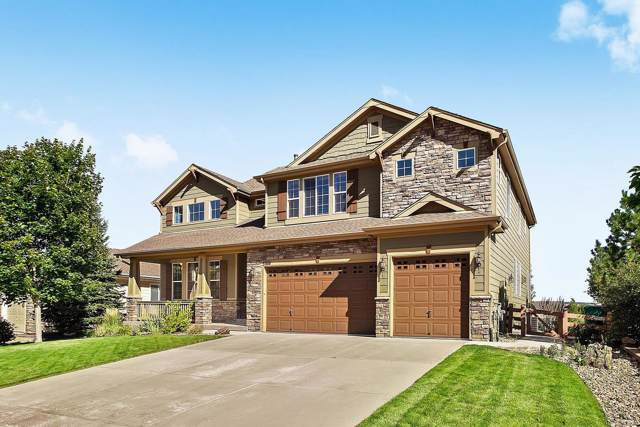 5368 Spur Cross Trail, Parker, CO 80134 (#4701700) :: The Healey Group