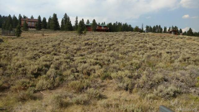 197 County Road 865, Tabernash, CO 80478 (#4702022) :: Structure CO Group