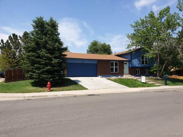 5063 W 70th Place, Westminster, CO 80030 (#4702168) :: Peak Properties Group