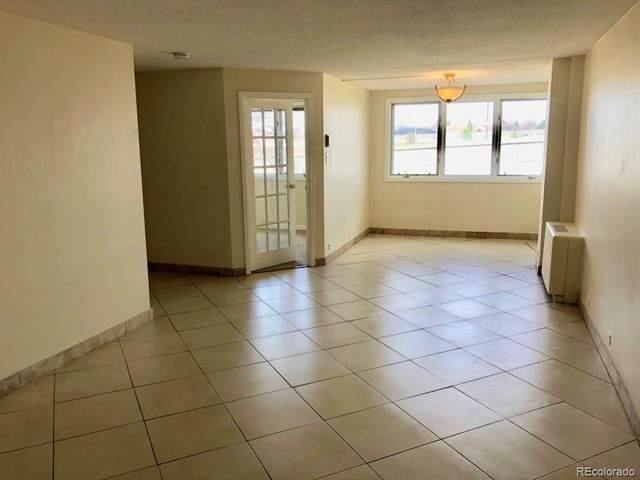 2225 Buchtel Boulevard #209, Denver, CO 80210 (#4702228) :: Mile High Luxury Real Estate