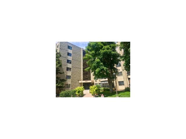 13890 E Marina Drive #205, Aurora, CO 80014 (MLS #4702378) :: 8z Real Estate