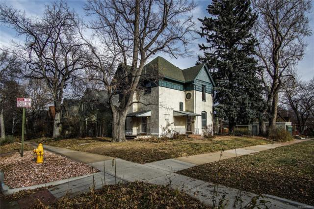 1002 Detroit Street, Denver, CO 80206 (#4702728) :: Wisdom Real Estate
