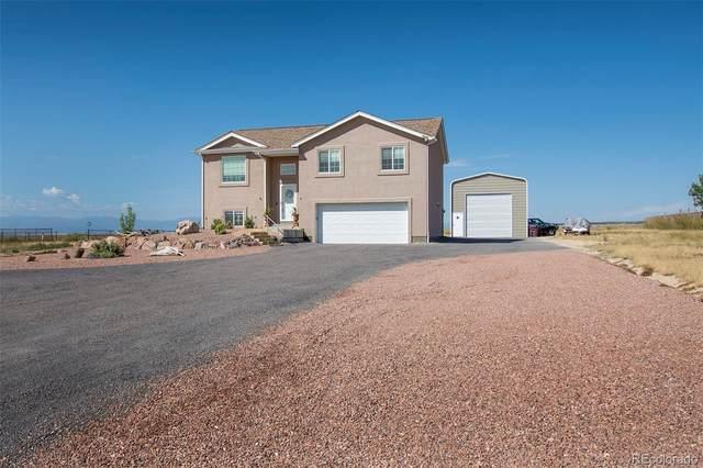 1237 N Parkridge Drive, Pueblo West, CO 81007 (#4702847) :: The DeGrood Team