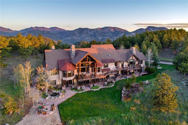 7775 Spirit Ranch Road, Golden, CO 80403 (#4703093) :: The Gilbert Group