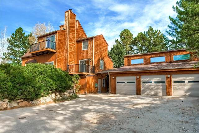 6456 Wind Hollow Court, Parker, CO 80134 (#4703572) :: The Gilbert Group