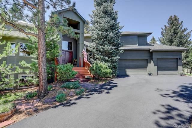1483 Belford Court, Evergreen, CO 80439 (#4703624) :: iHomes Colorado