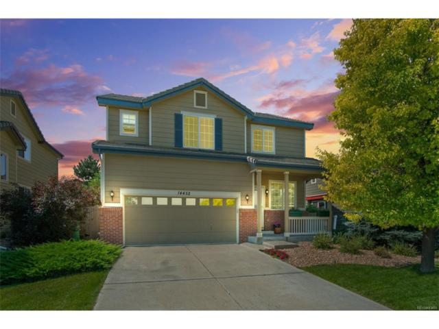 14452 E 102nd Place, Commerce City, CO 80022 (MLS #4704036) :: 8z Real Estate