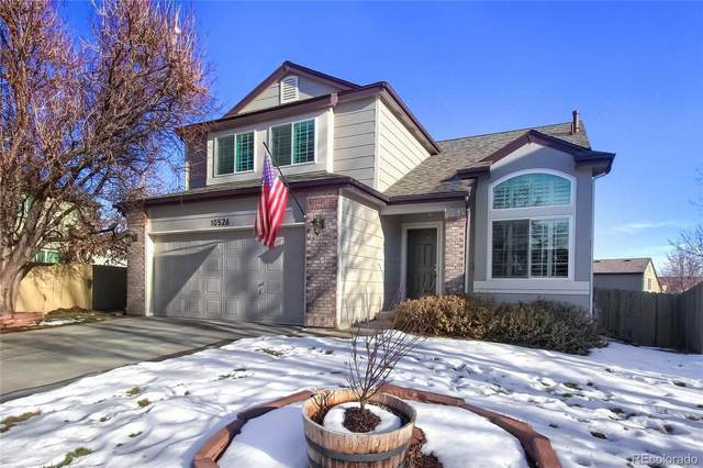 10526 Berthoud Way, Parker, CO 80134 (#4704038) :: Stephanie Fryncko | Keller Williams Integrity