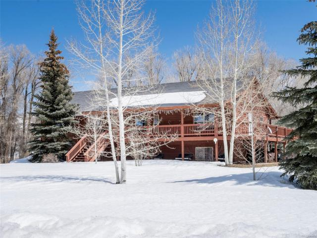 161 Rich Avenue, Yampa, CO 80483 (#4704391) :: Bring Home Denver with Keller Williams Downtown Realty LLC