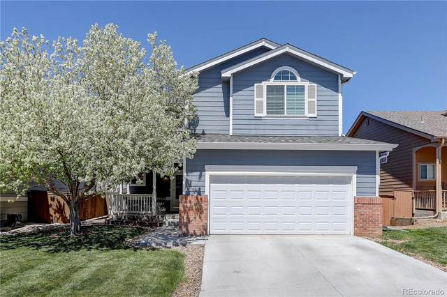 10212 Kelliwood Way, Highlands Ranch, CO 80126 (MLS #4704393) :: The Sam Biller Home Team