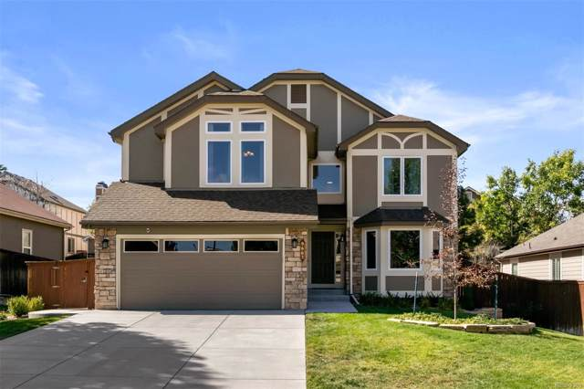 9663 Salem Court, Highlands Ranch, CO 80130 (#4704511) :: The Griffith Home Team