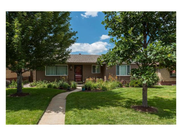 1075 S Harrison Street, Denver, CO 80209 (MLS #4704616) :: 8z Real Estate