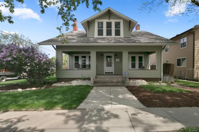 2900 S Bannock Street, Englewood, CO 80110 (#4704625) :: Sellstate Realty Pros