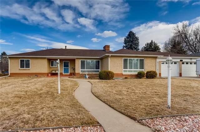 4630 Vance Street, Wheat Ridge, CO 80033 (#4704907) :: The Scott Futa Home Team