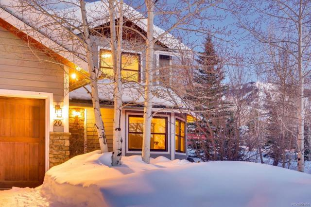 20 Copper Rose Court, Steamboat Springs, CO 80487 (#4705496) :: The HomeSmiths Team - Keller Williams