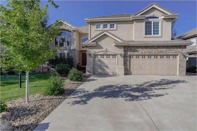 9454 E Aspen Hill Lane, Lone Tree, CO 80124 (#4705674) :: HomeSmart Realty Group