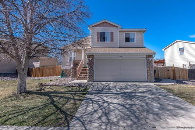 2779 E 118th Circle, Thornton, CO 80233 (#4705754) :: The DeGrood Team