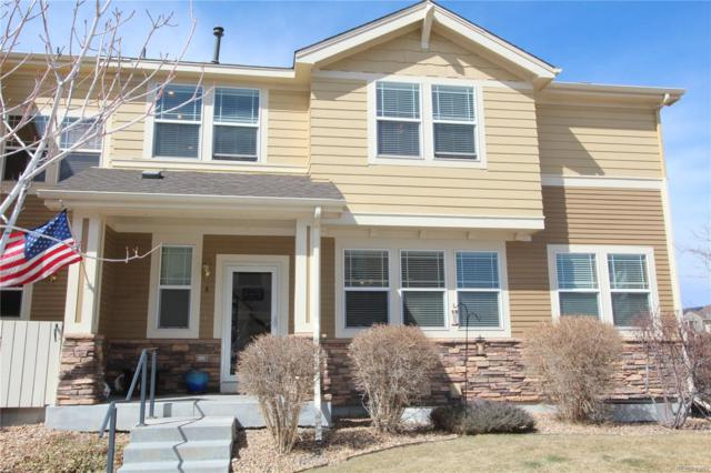 14247 W 84th Circle A, Arvada, CO 80005 (#4706192) :: The Peak Properties Group