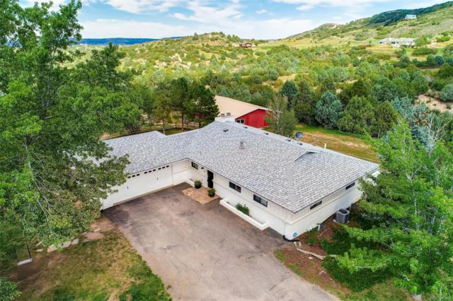 747 N Faver Drive, Castle Rock, CO 80109 (#4706213) :: The DeGrood Team