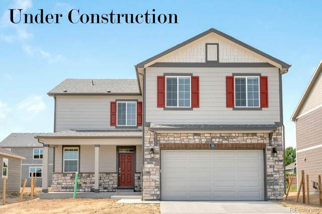 141 Hidden Lake Drive, Severance, CO 80550 (#4706334) :: Colorado Home Finder Realty