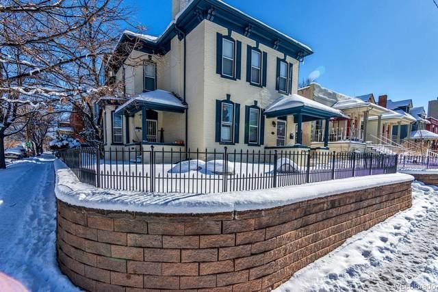 2098 Clarkson Street #1, Denver, CO 80205 (#4706611) :: Berkshire Hathaway Elevated Living Real Estate