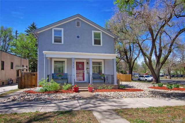 330 N Hancock Avenue, Colorado Springs, CO 80903 (MLS #4706650) :: 8z Real Estate