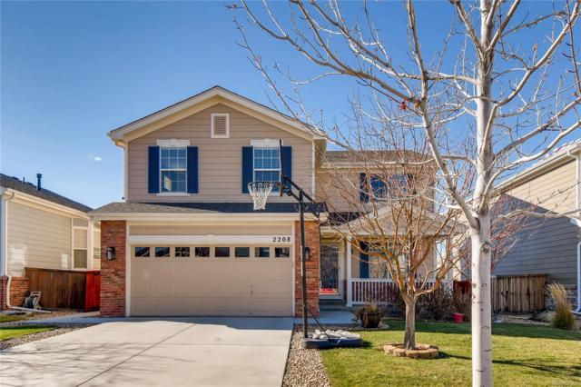 2208 Buttercup Street, Erie, CO 80516 (#4706651) :: Bring Home Denver