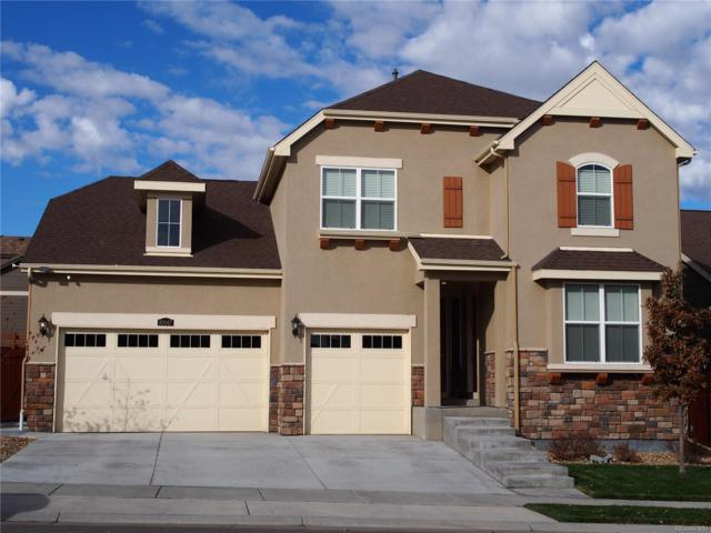 10047 Isle Circle, Parker, CO 80134 (#4706851) :: The DeGrood Team
