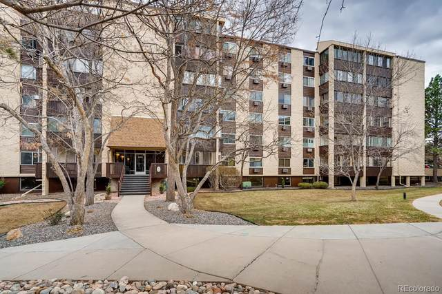 6960 E Girard Avenue #406, Denver, CO 80224 (MLS #4706863) :: Find Colorado