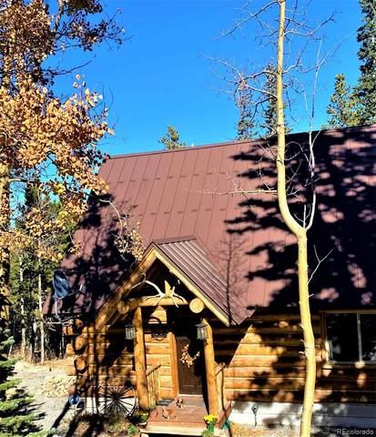 2361 Lamartine Road, Idaho Springs, CO 80452 (#4707259) :: The DeGrood Team